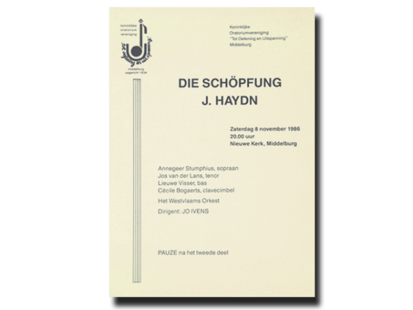 1986-11-08-DieSchopfung_JHaydn_KOV