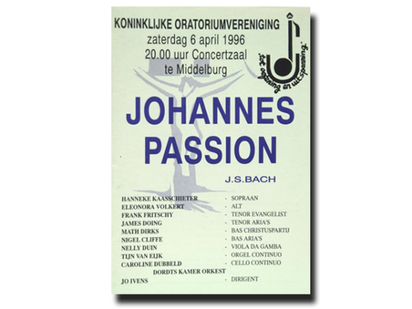 1996-04-06-JohannesPassion_JSBach_KOV