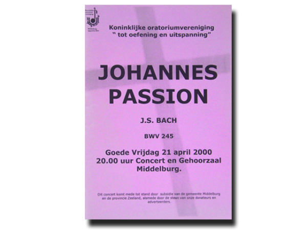 2000-04-21-JohannesPassion_JSBach_KOV