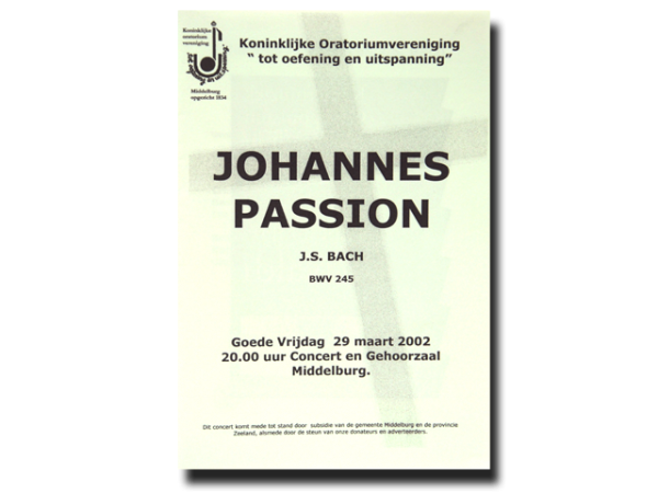 2002-03-29_JohannesPassion_JSBach_KOV