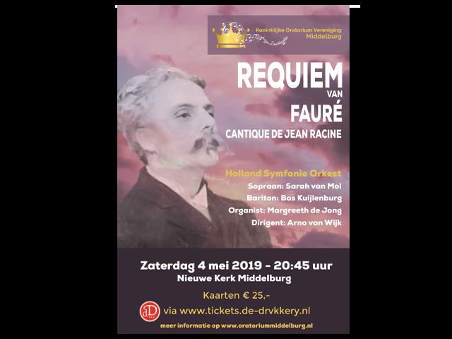 Requiem van Gabriel Fauré